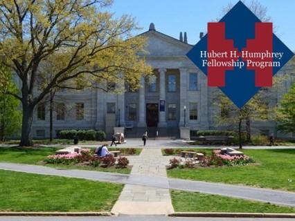 H Humphrey scholarship