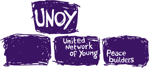 United Network of Young Peace Builders (UNOY) logo