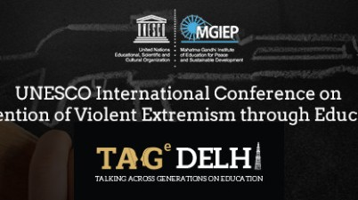 UNESCO MGIEP International Conference on Prevention of Violent Extremism through Education TAGe