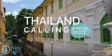 Peace Revolution Summit Blogger Award Thailand