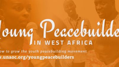 UNAOC Young Peacebuilders in West Africa