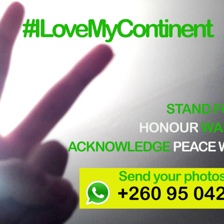 African Youth Movement Peace Day Competition