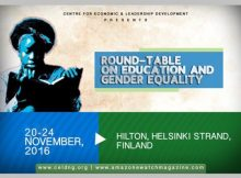 CELD Gender and Education Roundtable talk Finland