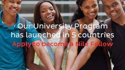 Nile Project Fellowship Application