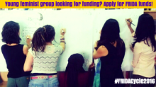 Young Feminist Fund application