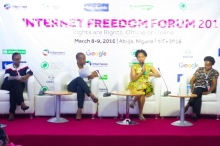Internet Freedom Forum Pinigeria Paridigm Initiative Nigeria