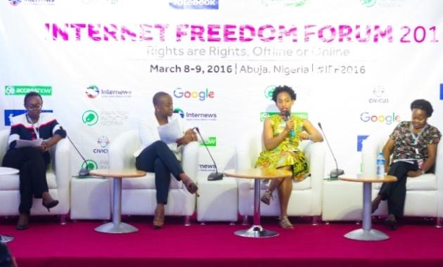 Internet Freedom Forum Pinigeria Paridigm Initiative Nigeria