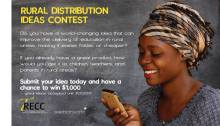 TRECC Rural Distribution Ideas Contest by Seedstars