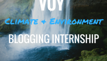 Voices of Youth blogging internship UNICEF VOY