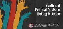 Call for applications - Debate on youth and political decision-making in Africa