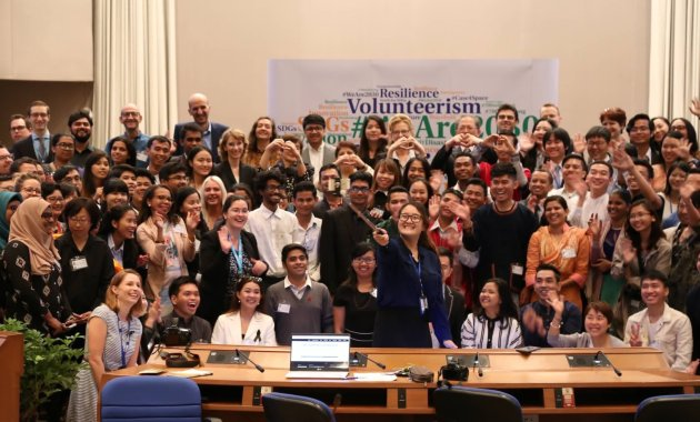 Training for Young Journalists on Reporting on climate change and sustainable development issues in Southeast Asia