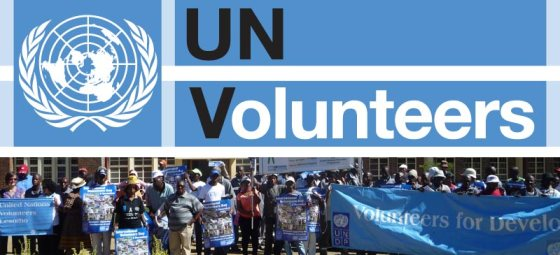 UNV call for volunteers