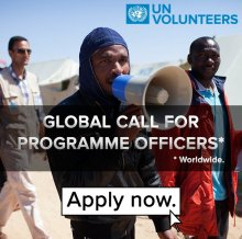 united-nations-volunteers-call-for-programme-officers