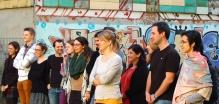 UNOY Peacebuilders Training of Trainers Advocate