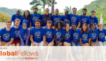 Laureate Global Fellows from Youth Action Net