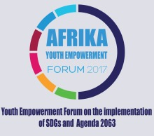 Afrika Youth Movement Youth Empowerment Forum on Implementation of SDGs and Agenda 2063 Nairobi 2017