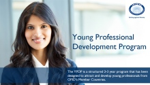 OFID OPEC Young Professional Development Program (YPDP)