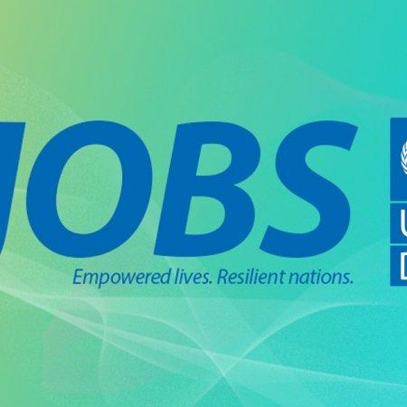 UNDP Jobs logo