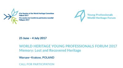 unesco-world-heritage-young-professionals-forum-2017