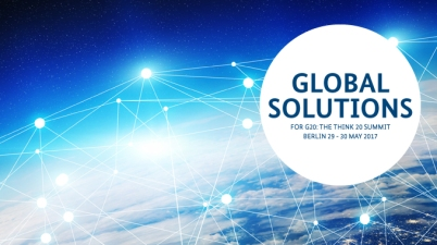 Young Global Changers Scholarship for Global Solutions Summit Berlin 2017