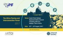 th African Peering and Interconnection Forum (AFPIF)