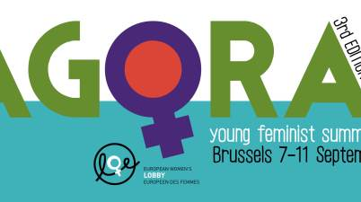European Women's Lobby AGORA Feminist Summer School Brussels