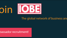 IOBE Campus Ambassador Application