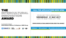 UNAOC BMW Intercultural Innovation Award