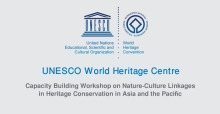 World Heritage Convention workshop on Nature Culture Linkages Fully Funded