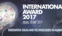 UNIDO International Award 2017, Milan Italy