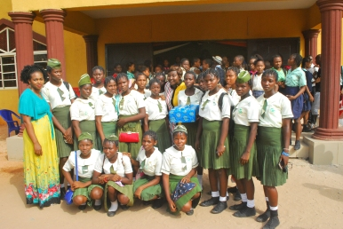 """CAMPAIGN AGAINST TEENAGE PREGNANCY""  by Benedicta Chukwuyem Uweru"