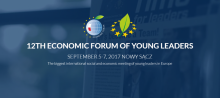 12TH ECONOMIC FORUM OF YOUNG LEADERS, Norway