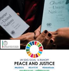 UN SDG Goal 16 runoff photo Submissions