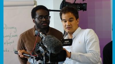 The Transforming Hidden Talent Programme Media Training