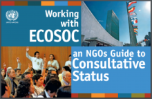 UN DESA ECOSOC NGO