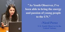 U.S. Youth Observer to the United Nations