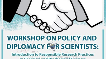OPCW TWAS WORKSHOP ON POLICY AND DIPLOMACY FOR SCIENTISTS
