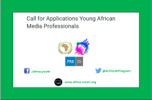 African Union Call for Young African Media Professionals