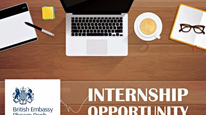 Internship at British Embassy in Phnom Penh