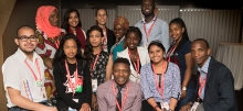 IAS Youth Voices Ambassadors programme