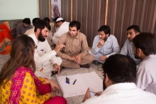 Youth Leadership for Peace and Inter-Faith Harmony Camp