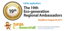 Eco Gen 19th Regional Ambassador
