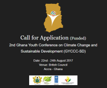 Ghana Youth Conference on Climate Change and Sustainable Development