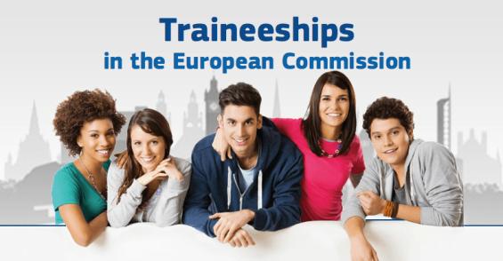 European Commission Traineeship