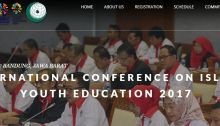 International Conference on Islamic Youth Education 2017
