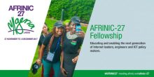 AFRINIC 27 Fellowship