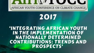African Youth Conference on Climate Change AfriYOCC 2017 Abuja Nigeria