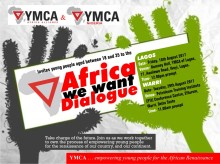 YMCA Africa We Want Dialogue