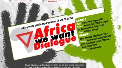 YMCA Africa We Want Dialogue