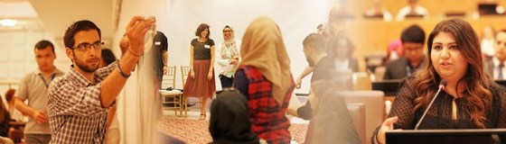 Young Peacebuilders in Middle East and North Africa (MENA)